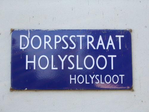 Geschiedenis van Holysloot : we zoeken informatie!