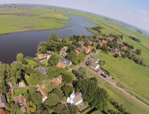 Leiders fluisteren door Waterland