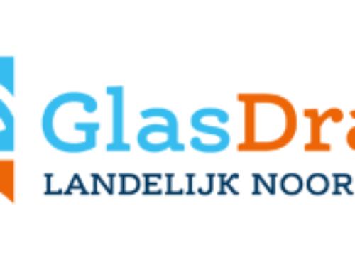 Glasdraad in Landelijk Noord