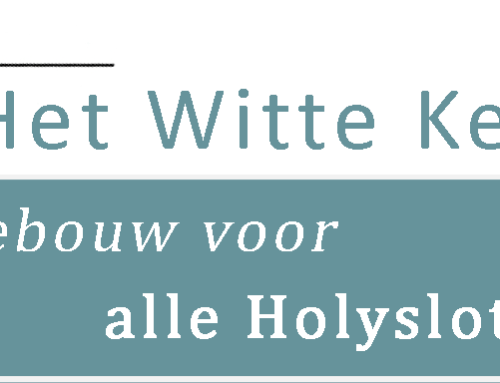 Witte Kerkje gebouw voor alle Holysloters