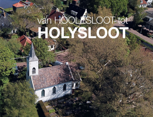 Holysloot boek- 8 eeuwen in tekst en beeld
